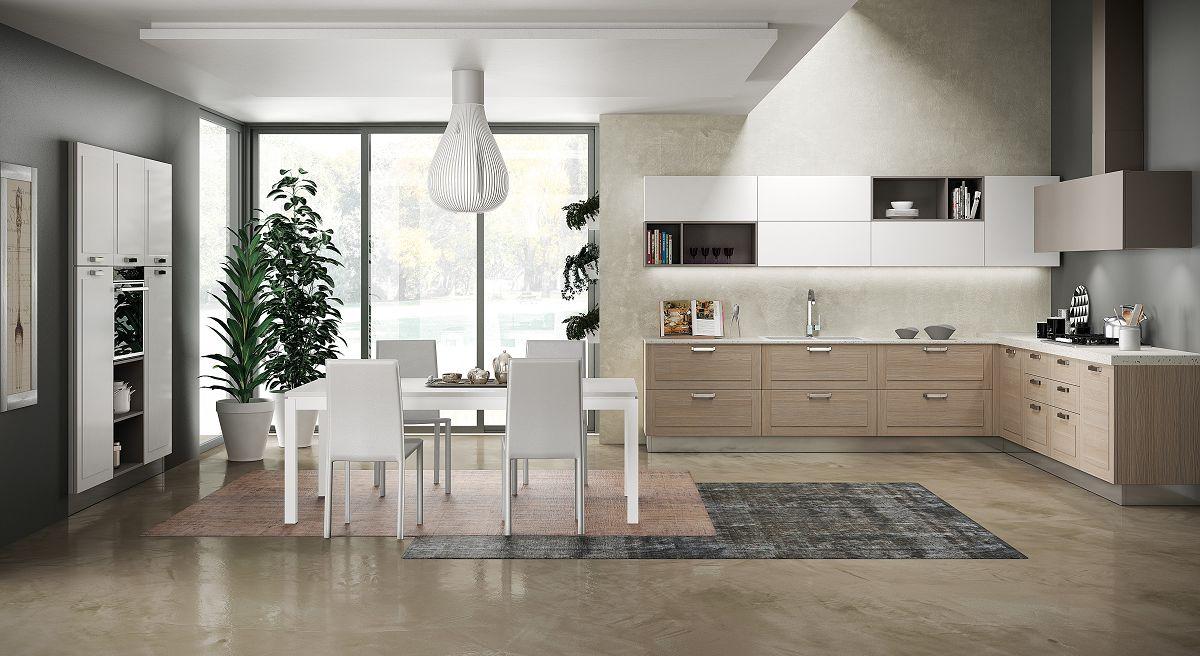 Elegante Cucina Berloni Mediterranea Mobili Giardina ...