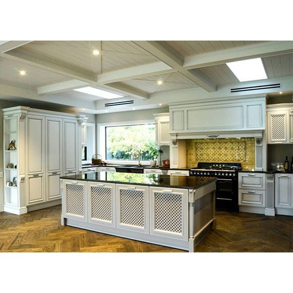 The Architect Rachel Simmons Won With A Berloni Kitchen