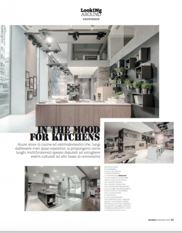 In the mood for Kitchens